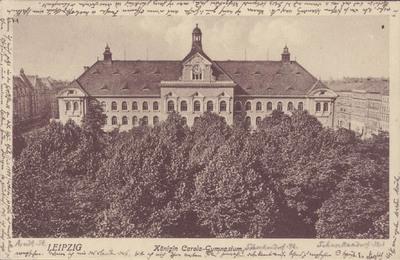 Leipzig: Königin Carola-Gymnasium