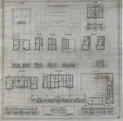 Housing Plans for Greater Dublin