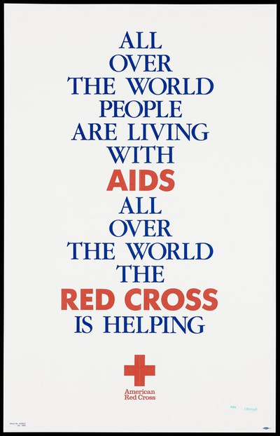 AIDS and the American Red Cross