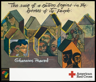 American Red Cross HIV/AIDS program