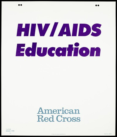 HIV/AIDS Education by American Red Cross