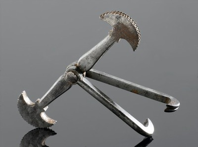 Dental pelican for tooth pulling, Europe, 1701-1800