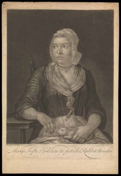 Mary Toft (Tofts).