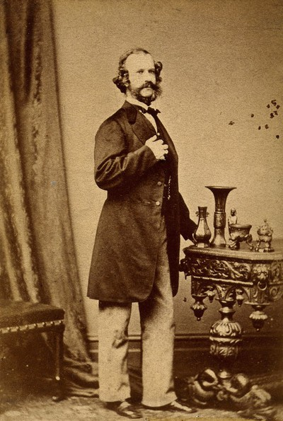 William Henry Bellot. Photograph.
