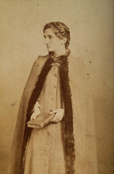 G.C. MacKinnon. Photograph by John Moffat.