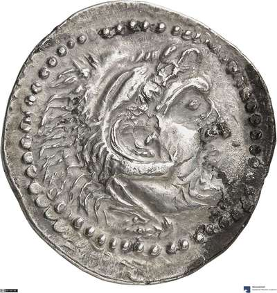 Makedonien: Alexandros III., Nachahmung