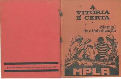 A vitória é certa: Manual de alfabetização