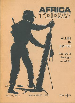 Allies in empire: the US & Portugal in Africa