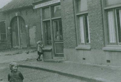 Hoek Kerkstraat/ de Hagen