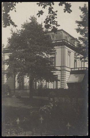 Villa aan de Wierdensestraat