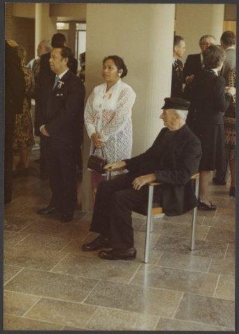 Bezoek H.M. Koningin Juliana aan Rijssen
