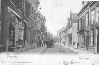 Hoogstraat Nieuwstraat oost