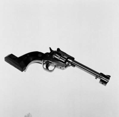 Vuurwapens met bijbehorende munitie. Revolver Sturm, Ruger & Co.