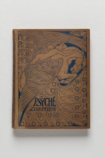 'Psyche', door Louis Couperus