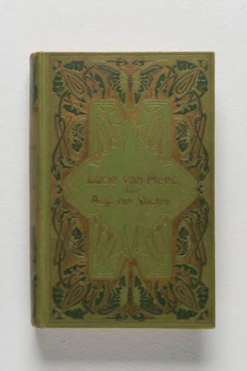 'Lucie van Hees', door Augusta van Slooten