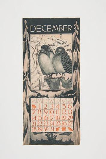 Kalenderblad december 1902