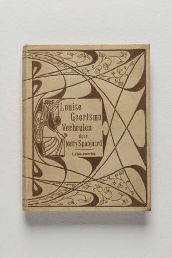 'Louise Geertsma Verheulen', door N. Spanjaard