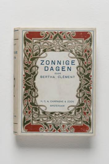 'Zonnige dagen', door Bertha Clement