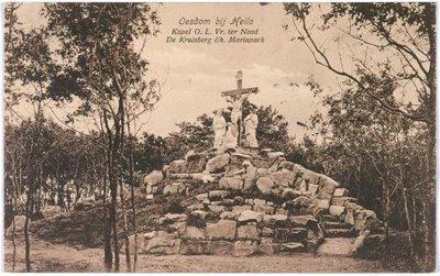De Kruisberg op het Heiligdom Onze Lieve Vrouw ter Nood.