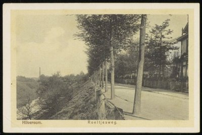 Roeltjesweg Hilversum.
