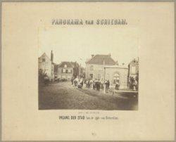 Foto uit de serie Panorama van Schiedam: