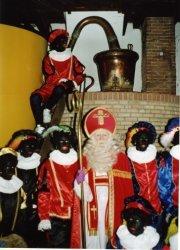 Sinterklaas en Zwarte Piet voor