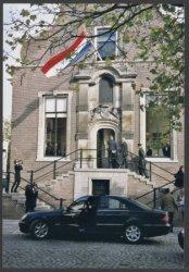 Professor Mr. Pieter van Vollenhoven opende op 22 oktober 2004 het gerestaureerde Oude Stadhuis op de Grote Markt 1, een restauratie die anderhalf jaar duurde en mogelijk           gemaakt werd door een Kanjersubsidie van de Rijksdienst voor de Monumentenzorg.
