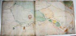Loodskaart van de Oude en Nieuwe Maas vanaf Dordrecht tot aan de Noordzee, naar de metingen van de Commissarissen van Pilotage Willem Stellenaar, Cornelis de Man en Ary van           Bol'Es, getekend door Cornelis van Tol.