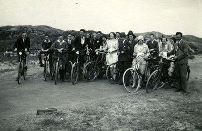 Pinkster 3. 1930, Kijkduin.