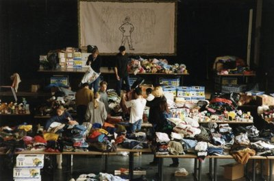 Begin april 1999 wordt in het kader van de Vastenactie op Scholengemeenschap Spieringshoek een inzameling van knuffels en andere zaken gehouden. Met als titel: Knuffels           voor Kosovo.