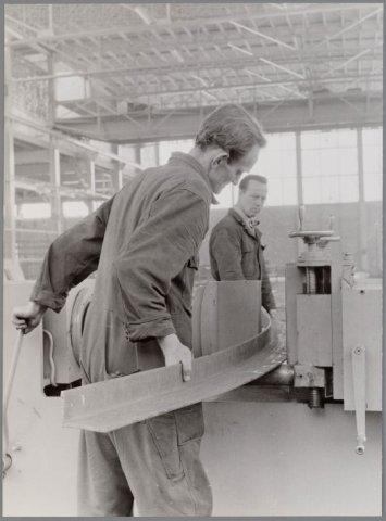 FA: N.V. Zaanlandse Scheepsbouw Maatschappij Z.S.M. bouw diverse schepen 1929-1971