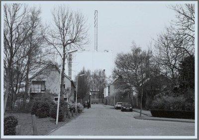 Koog aan de Zaan Jonge Zwaanstraat Links vooraan de ingang van het Koger park.