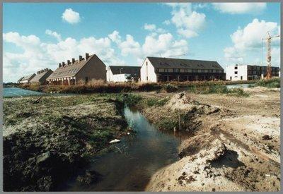 Zaandam. Westerwatering nieuwbouw in Westerwatering.