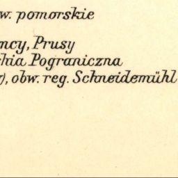 Mapa taktyczna Polski : pas 33, słup 25 : Brusy