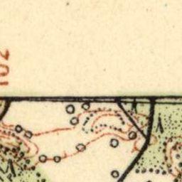 Mapa taktyczna Polski : pas 33, słup 38 : Porzecze