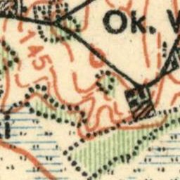 Mapa taktyczna Polski : pas 33, słup 40 : Lida