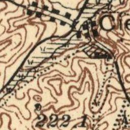 Mapa taktyczna Polski : pas 35, słup 41 : Zdzięcioł