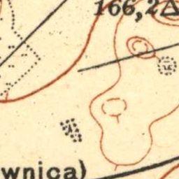 Mapa taktyczna Polski : pas 36, słup 30 : Działdowo