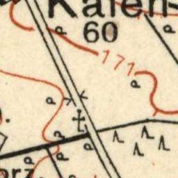 Mapa taktyczna Polski : pas 42 : słup 31 : Nowe Miasto nad Pilicą