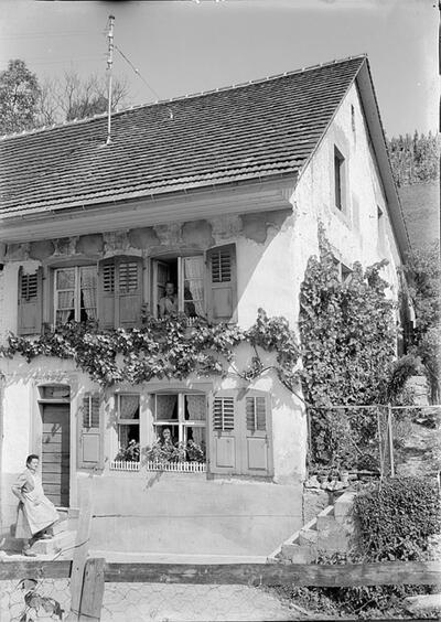 Fotografie | Wintersingen, Haus Nr. 12