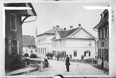 Fotografie | Liestal, obere Rheinstrasse
