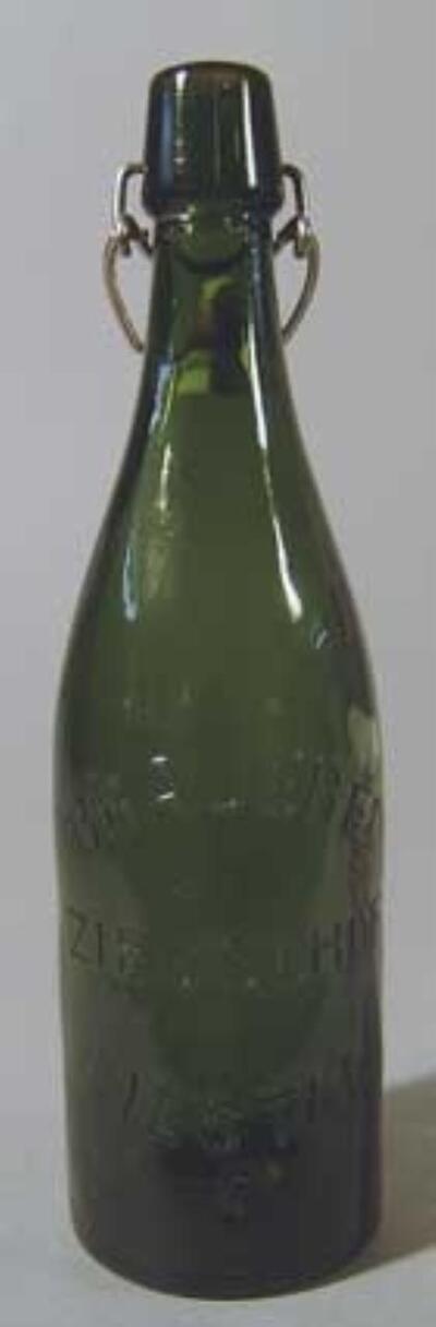 Bierflasche ZIEGELHOF