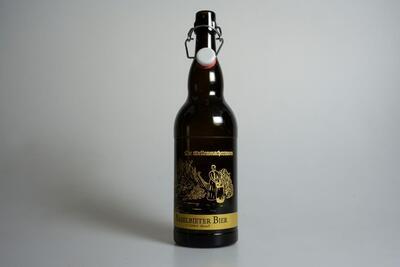 Bierflasche 1L Baselbieter Bier