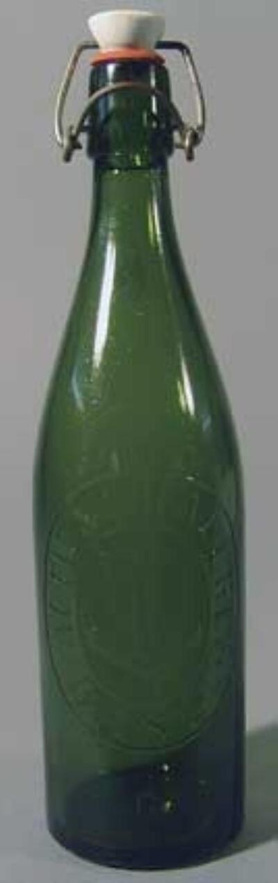Bierflasche WARTECK