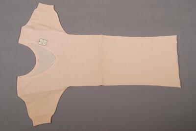 Warmes Unterhemd mit kurzen Ärmeln, für Damen