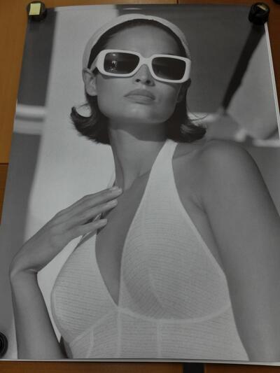 Plakat, Damenunterwäsche (3er Serie mit Inv. Nr. HANR_30275 und HANR_30276)
