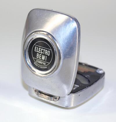 ELECTRO BEWI - Belichtungsmesser | Kamera