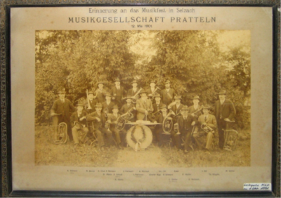 Musikgesellschaft Pratteln 1901
