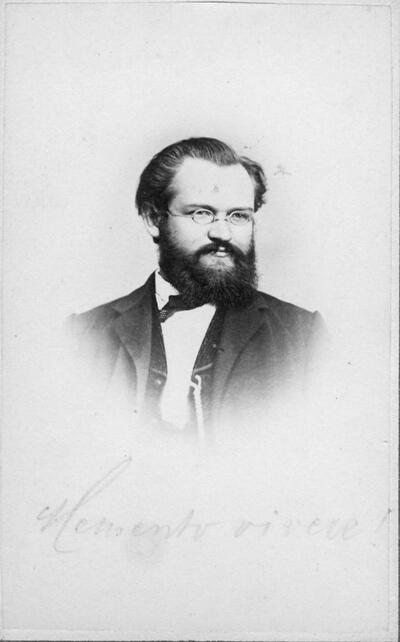 Fotografie   Auerbach, Ludwig