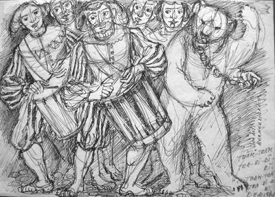 Elsy Hegnauer-Denner, Der alte Berner Marsch